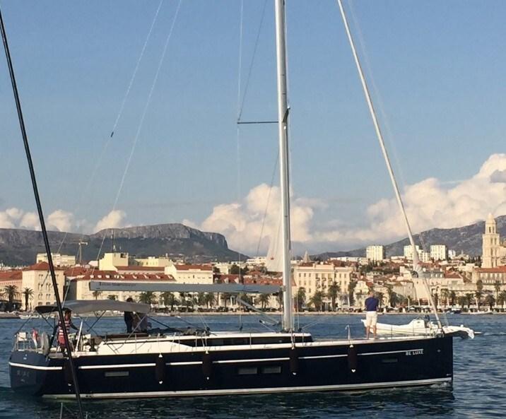 Bavaria segelboot
