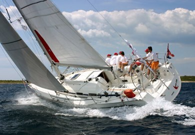 Dufour 360 GL > sailing boat for charter in Croatia with