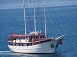 Motor-sailer Amorena