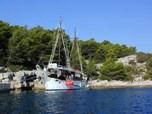 Motor-sailer Orao