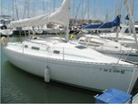 Sailing Boat Beneteau First 265
