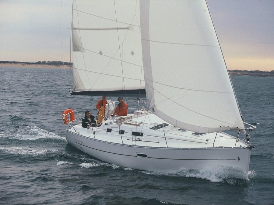 Beneteau Oceanis 323
