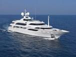 Mega Yachts Benetti 195