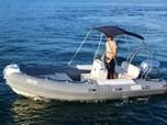 Inflatable boatBWA California 550