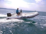 Inflatable boatBWA Sport 18 GT