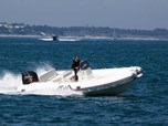 Inflatable boatBWA Sport 22 GT