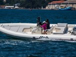 Inflatable boatBWA Sport 26 GT