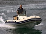 Inflatable boatCapelli 470