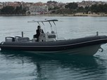 Inflatable boatCapelli 900