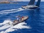 Inflatable boatCapelli 900 TE