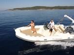 Inflatable boatCapelli TE 600