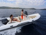 Inflatable boatCapelli Tempest 570