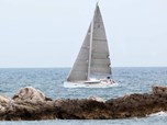 Sailing BoatDehler 42