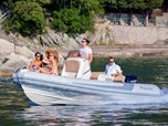 Inflatable boatFalkor 22