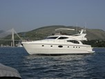 Motor YachtFerretti 591
