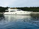 Mega Yachts Ferretti 760