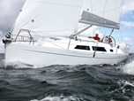 Sailing BoatHanse 325