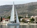 Sailing BoatHanse 540 - 4 cabins