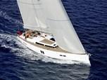 Sailing BoatHanse 545