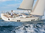 Sailing BoatHanse 588