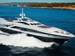 Mega Yachts Heesen 122
