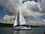 Sailing BoatHunter 356