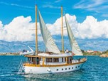 Motor-sailer Adriatic Breeze