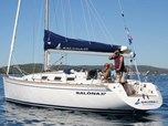 Sailing Boat Salona 37