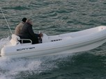 Inflatable boatScanner 380 JET Diesel for sale