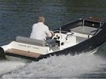 Inflatable boatScanner 400 JET Diesel for sale