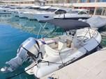 Inflatable boatScanner 710 Envy broker for sale