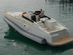 Inflatable boatScanner Galileo H-999 for sale