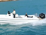 Inflatable boatScanner Troy 40 for sale