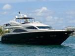 Mega Yachts Sunseeker Yacht 90
